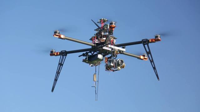 Drones for Aerial Survey and 3D Modelling Updated