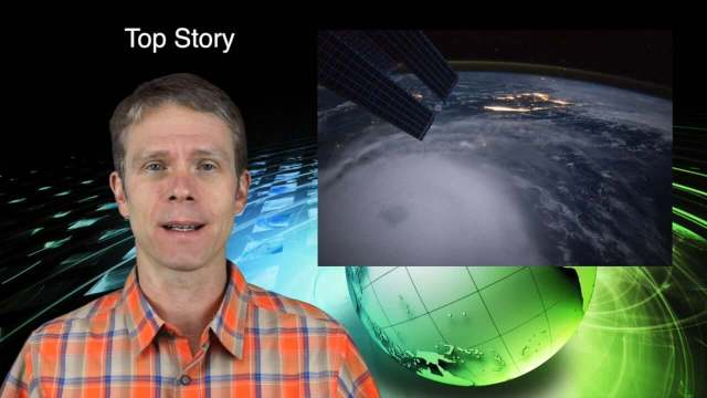 10_15 Earth Imaging Broadcast (Hurricanes, Wildfire Mapping and More)