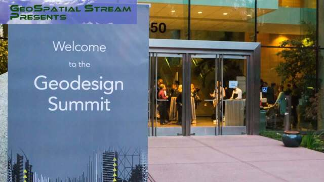 Why You Should Attend Geodesign Summit 2016