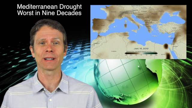 3_24 Climate Change Broadcast (Forest Recovery, Drought and More)