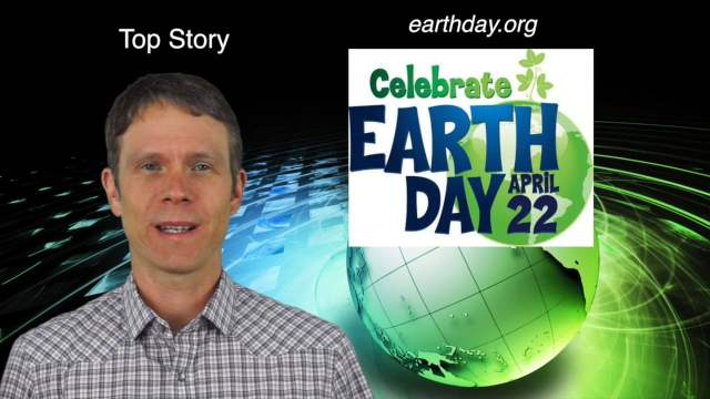 4_14 Earth Day Broadcast (Conservation, El Niño and More)