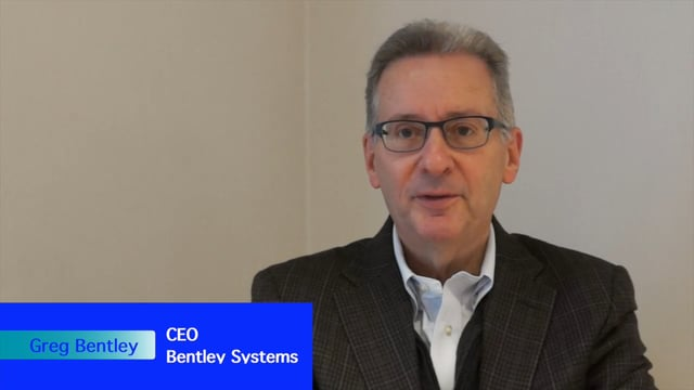 Greg Bentley Interview Part 1: Favorite Projects and BIM Advancements