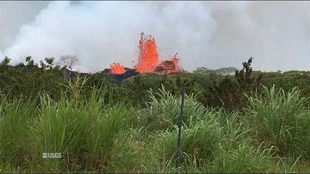 Kīlauea Volcano's Lower East Rift Zone