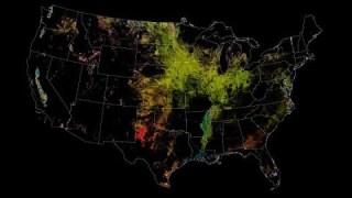 NASA Satellites Keep Watch on U.S. Food Supply