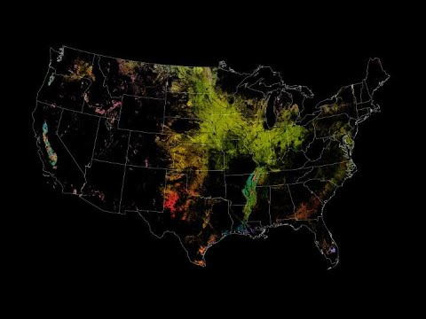 NASA Satellites Keep Watch on U.S. Food Supply