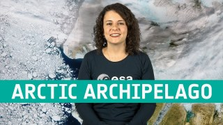 Earth from Space: Canadian Arctic Archipelago