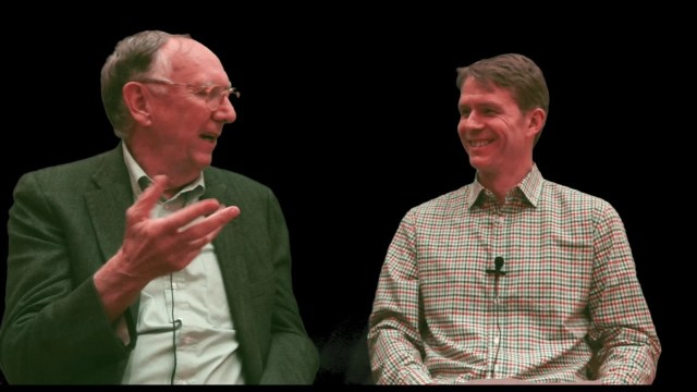 Interview with Esri President Jack Dangermond