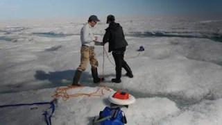 Field Study Sheds New Light on Melt Zone
