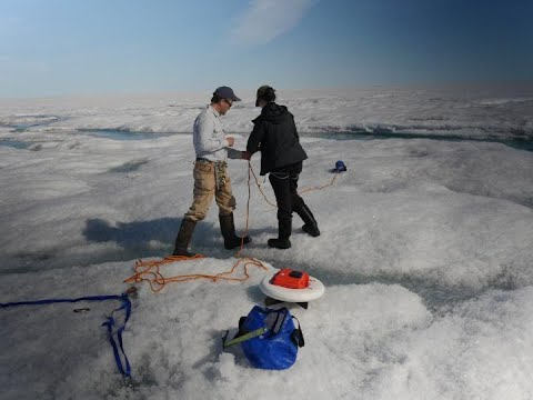 Field Study Sheds New Light on Melt Zone