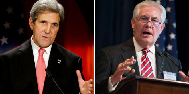 American options in Syria: Time for John Kerry's 'Plan B?'