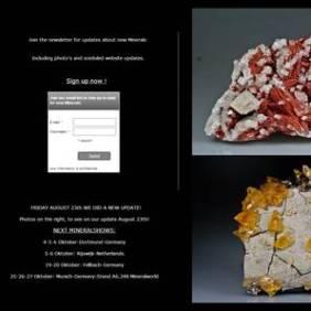 Mineralienhandel Hans Vorstermans