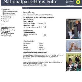 Nationalpark Haus Föhr