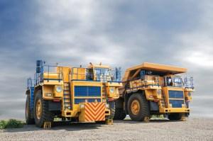 Yellow Machines