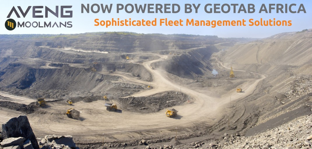 AVENG Moolmans - Now Powered by GEOTAB Africa, Sophisticated Fleet Management Solutions