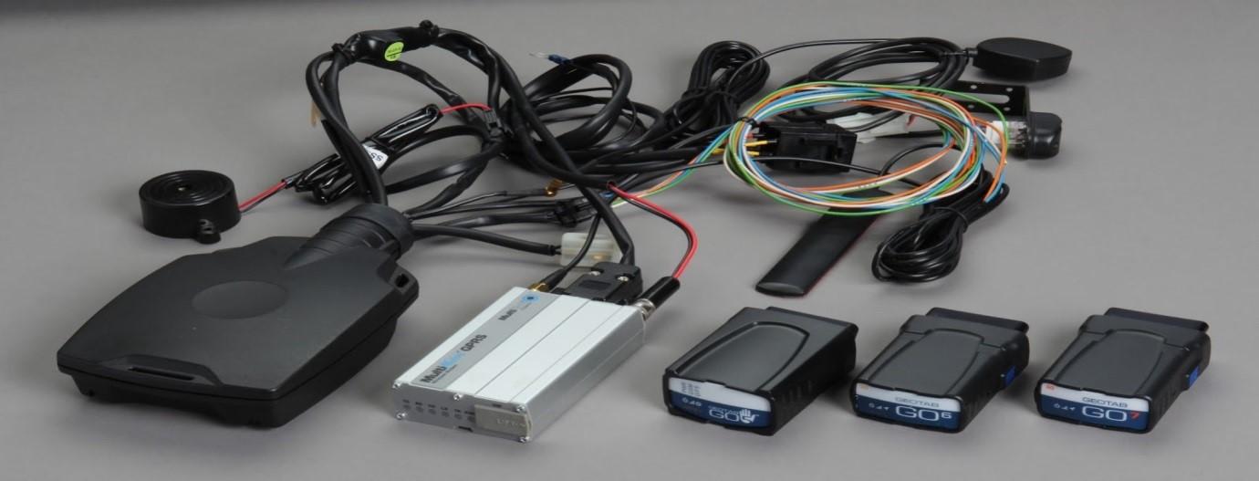 Geotab's fleet management device