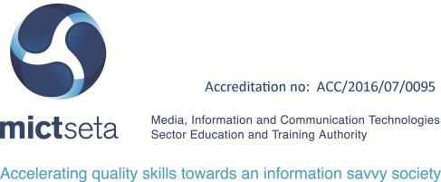 MICT SETA Accreditation