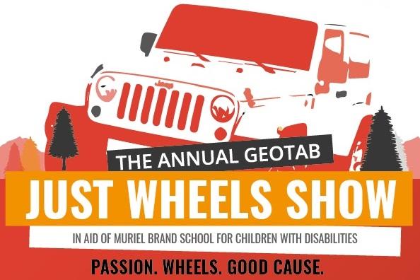 Geotab Just Wheels Show
