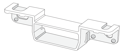 North American Extended Flange Mount