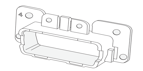 North American Slide & Lock Mount
