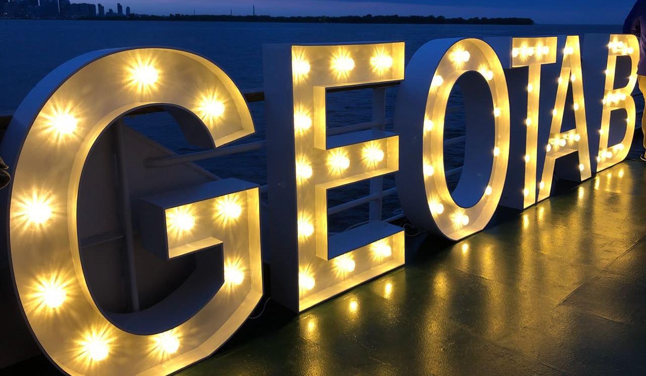 Geotab Connect 2018