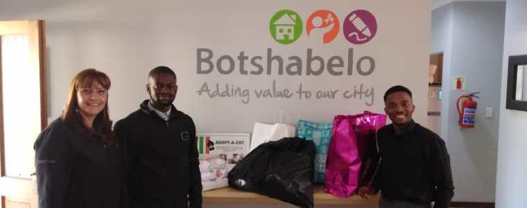 Geotab Africa Gives Back to Children on Mandela Day
