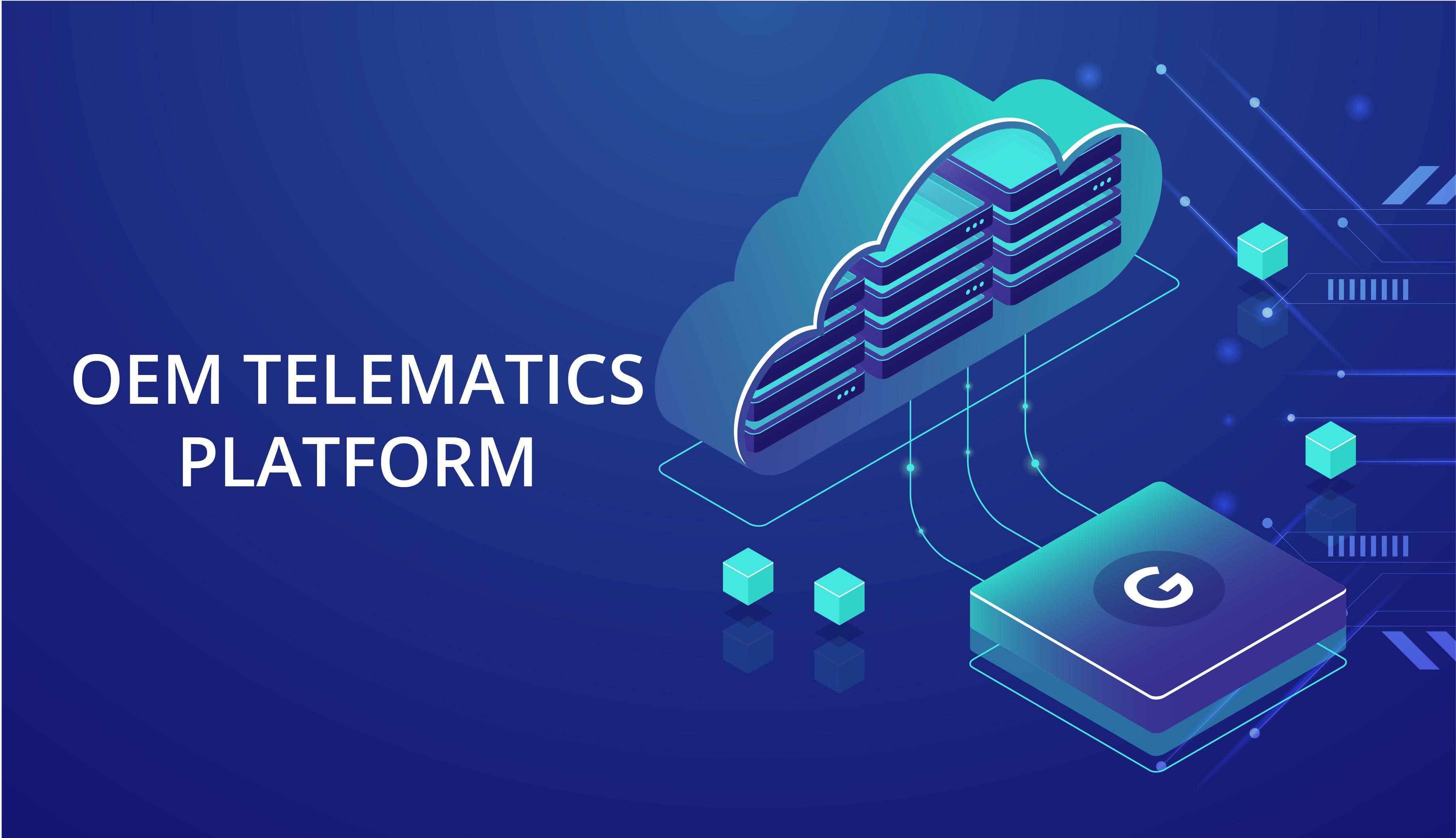 Geotab develops an OEM Telematics Platform