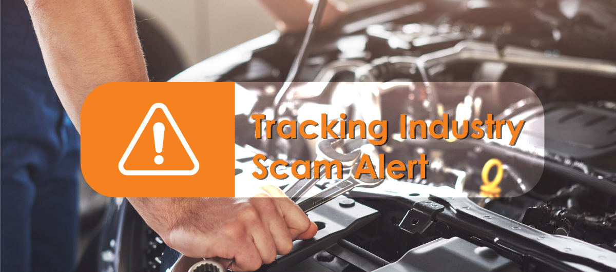 Tracking-Industry-Scam-Alert