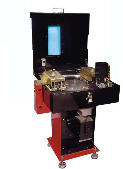 The Abrasion Machine is used to determine the Aggregate Abrasion Value (AAV) by testing the measure of the resistance of aggregates to surface wear by abrasion.