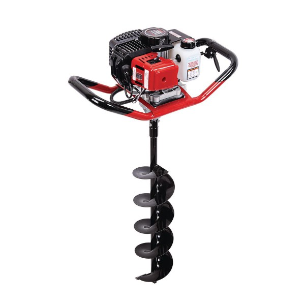 The Power Auger Head makes it easy to quickly dig holes for fence posts, signs, landscaping and soil sampling. The Power Auger Head has an Ergonomic designed for optimum comfort.