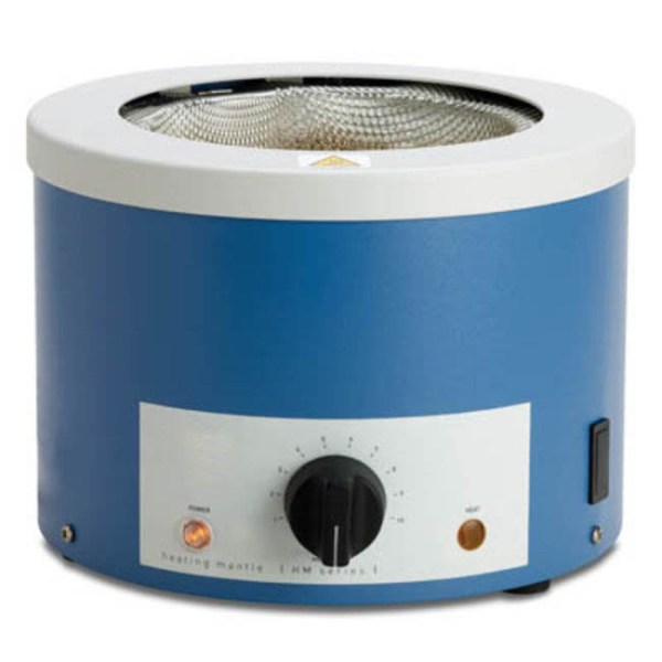 The Isomantle Heater is Used to heat the mixing bowl for the asphalt mixer.