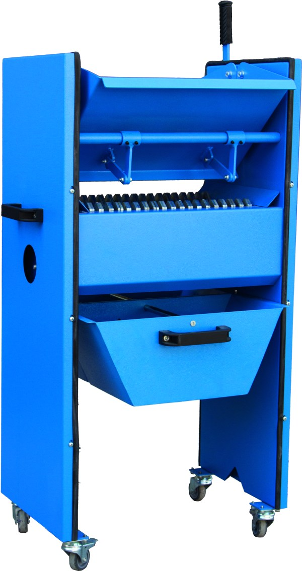 The Universal Sample Splitter is a rugged, sample divider samples of aggregate, ore and other granular materials.