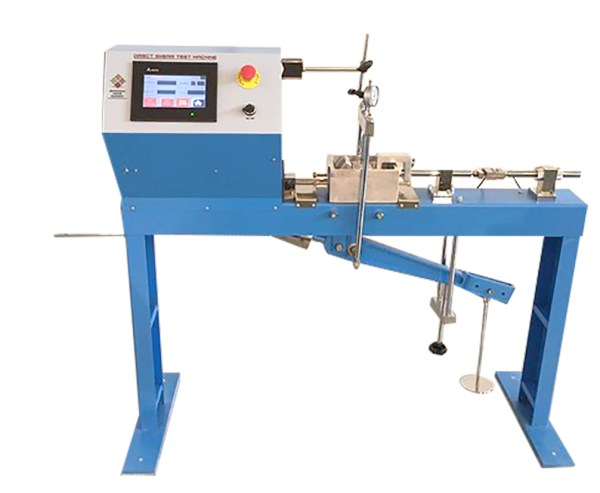 The Digital Residual Direct Shear Apparatus is used for determination of the direct shear strength of soils specimen