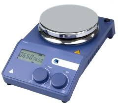 Magnetic Hot Plate Stirrer available with several Heating temperature