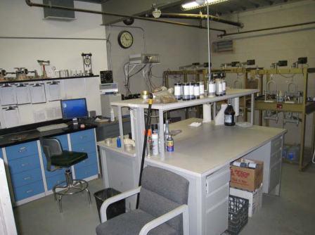 Soil lab