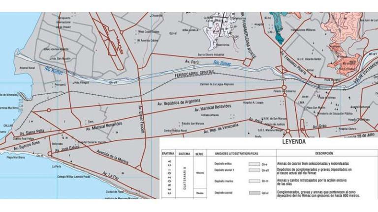 Caracterización geotécnica del Conglomerado o grava de Lima (Perú)