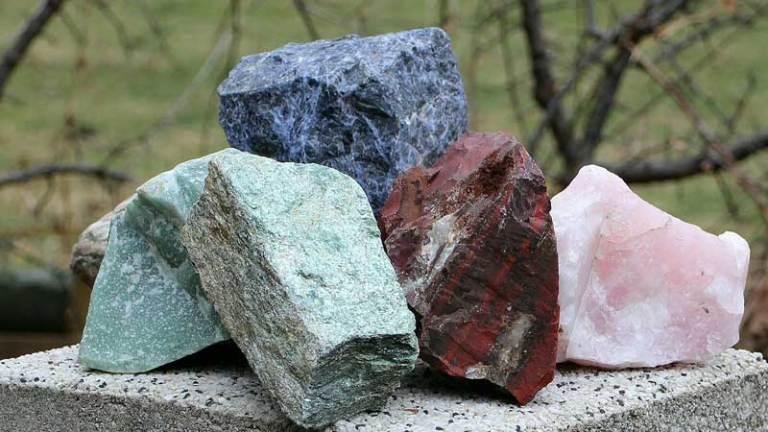 Propiedades físicas para identificar minerales