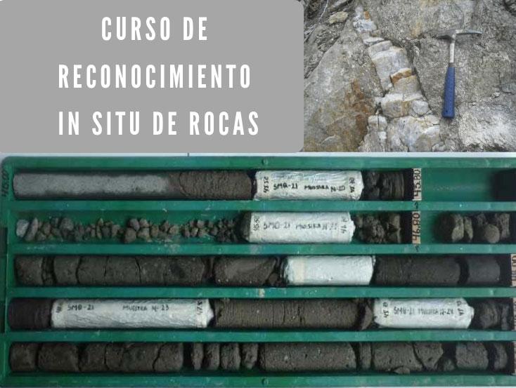 Curso Reconocimiento de Rocas