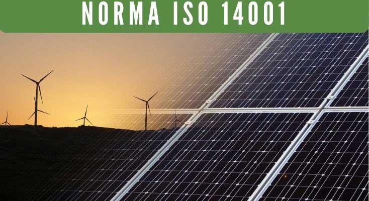 AUDITORIA DE SISTEMAS DE GESTIÓN AMBIENTAL NORMA ISO 14001