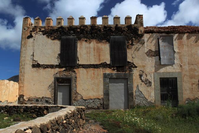 Casa del Ingls La Oliva  GeoTopoi