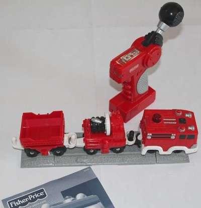 B5295 Rapid Rescue Fire Co. set