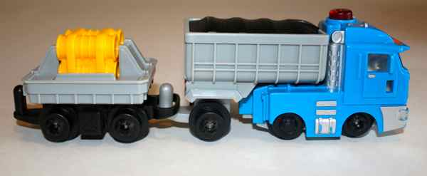 Allbright truck and cargo