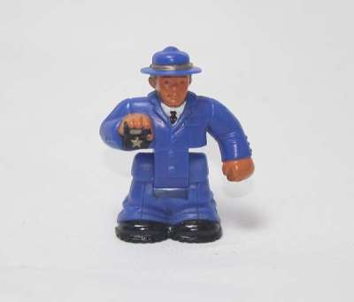 Policeman minifig