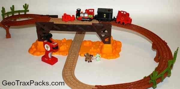 T2750 Toy Story Exploding Bridge