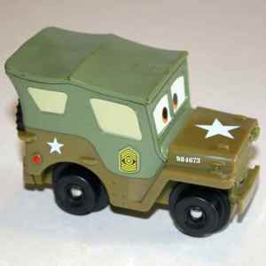 P8460 Sarge jeep