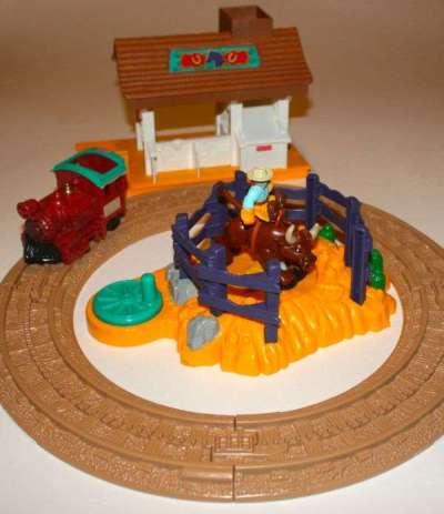 P9697 Rope 'n Ride Ranch