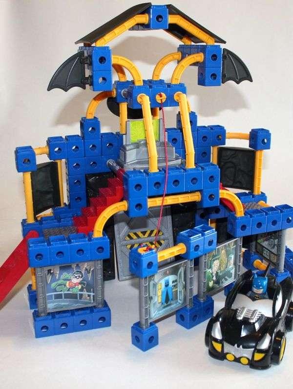 Trio Batcave