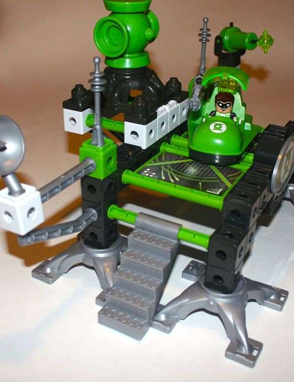 W1993 Green Lantern Planet Oa Launch Pad