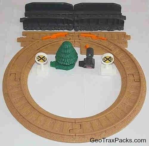 B4338 Rail Track Pack