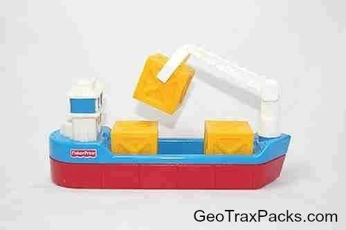 G5543 Ocean Cargo Transport