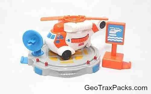 H6373 Coastal Rescue Chopper